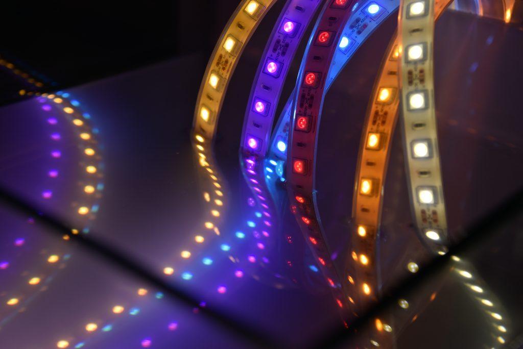 Dicas para uso da fita de LED na decoração