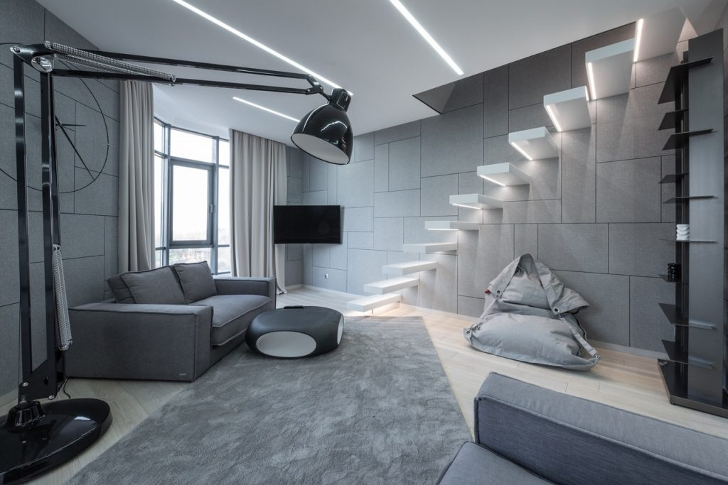 Iluminação em escadas: como modernizar espaços?