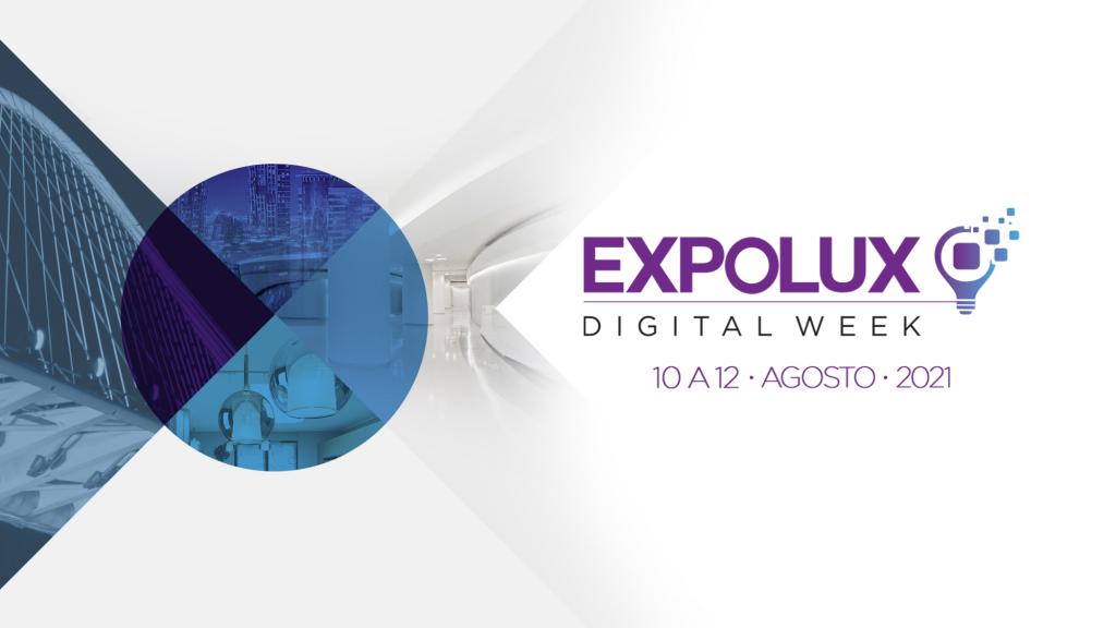 Expolux Digital Week será o evento do ano para o setor de iluminação